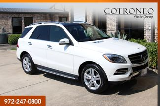 2015 Mercedes-Benz ML 350 4MATIC in Addison, TX 75001