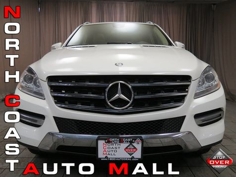 2015 Mercedes-Benz ML 350 4MATIC 4dr ML 350 in Akron, OH