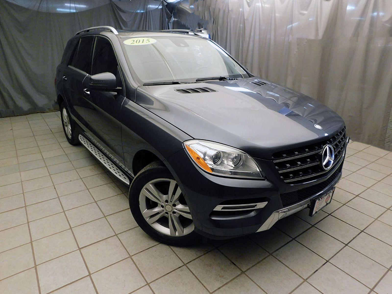 2017 Mercedes Benz Ml 350 City Ohio North Coast Auto Mall Of Cleveland