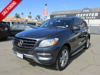 2015 Mercedes-Benz ML 350 4Matic in Costa Mesa, California 92627