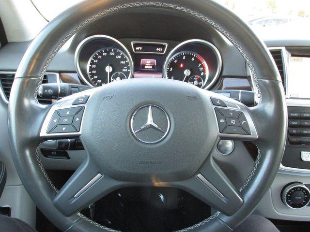2015 Mercedes-Benz ML 350 4Matic in Costa Mesa, California 92627