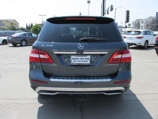 2015 Mercedes-Benz ML 350 SUV in Costa Mesa, California 92627