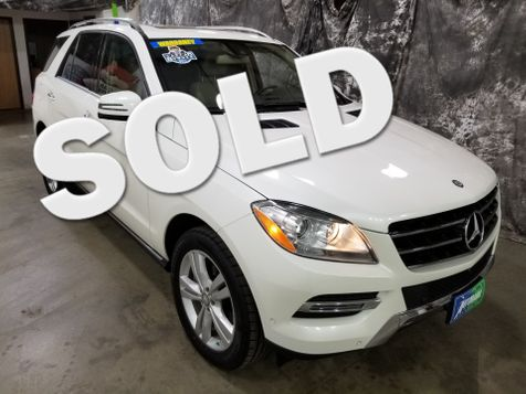 2015 Mercedes-Benz ML 350 4Matic 1 Owner AWD in Dickinson, ND