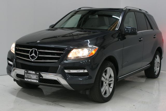 2015 Mercedes-Benz ML 350 Houston, Texas 1