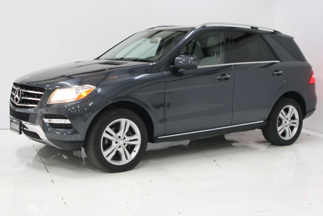 2015 Mercedes-Benz ML 350 Houston, Texas 2
