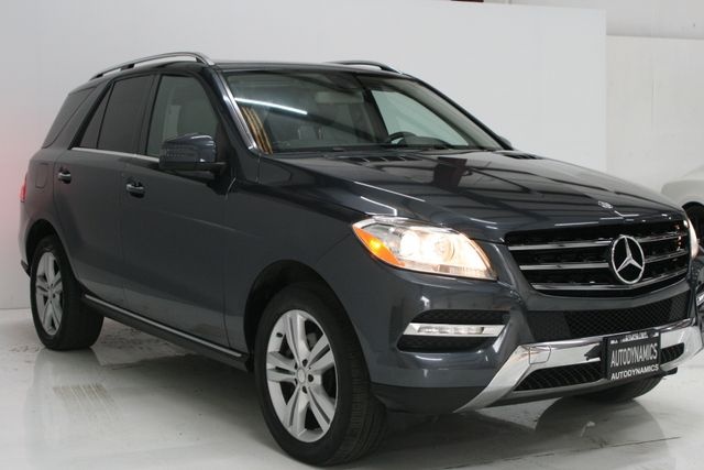 2015 Mercedes-Benz ML 350 Houston, Texas 3