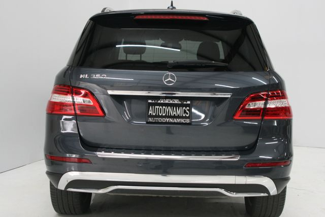 2015 Mercedes-Benz ML 350 Houston, Texas 4