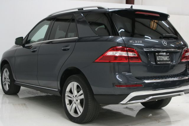 2015 Mercedes-Benz ML 350 Houston, Texas 7