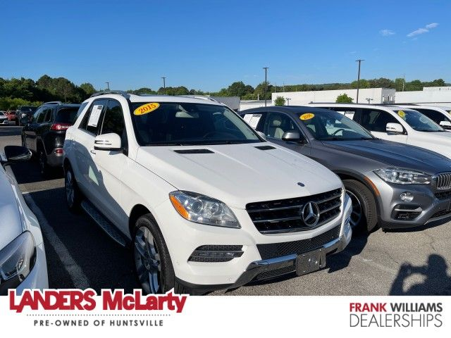 2015 Mercedes-Benz ML 350 ML 350 | Huntsville, Alabama | Landers Mclarty DCJ & Subaru in  Alabama