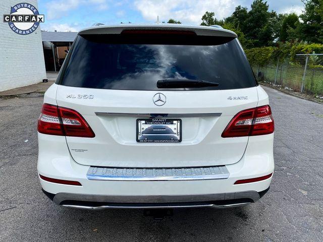 2015 Mercedes-Benz ML 350 ML 350 Madison, NC 2