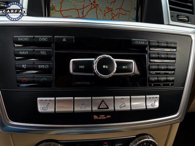 2015 Mercedes-Benz ML 350 ML 350 Madison, NC 36