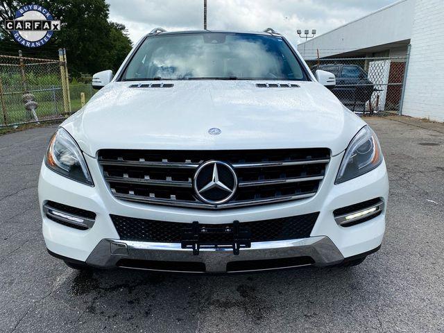 2015 Mercedes-Benz ML 350 ML 350 Madison, NC 6