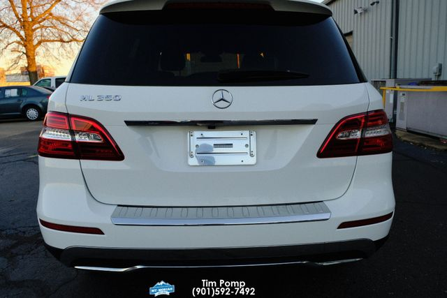 2015 Mercedes-Benz ML 350 in Memphis, Tennessee 38115