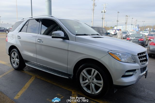 2015 Mercedes-Benz ML 350 NAVIGATION LEATHER SUNROOF