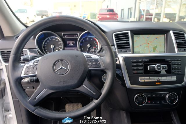 2015 Mercedes-Benz ML 350 NAVIGATION LEATHER SUNROOF in Memphis, Tennessee 38115