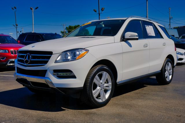2015 Mercedes-Benz ML 350 ML 350 in Memphis, Tennessee 38115