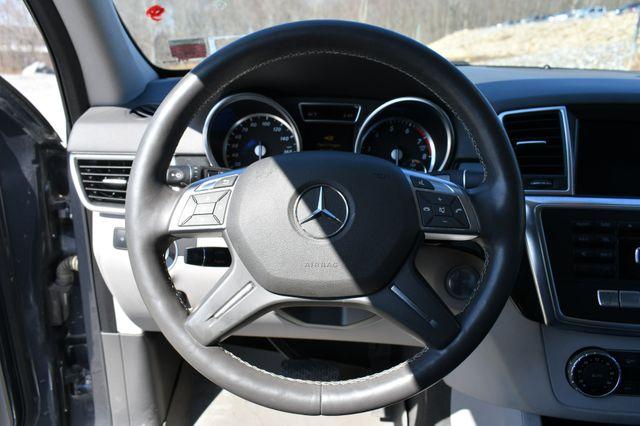 2015 Mercedes-Benz ML 350 4Matic Naugatuck, Connecticut 25