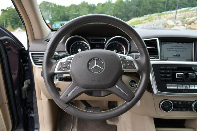 2015 Mercedes-Benz ML 350 4Matic Naugatuck, Connecticut 24
