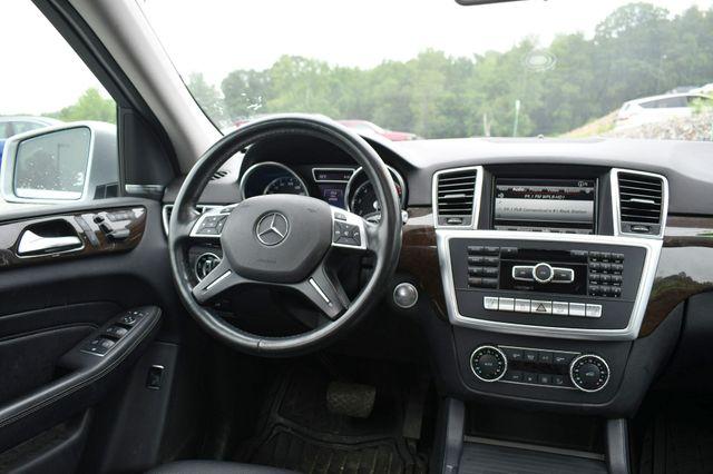2015 Mercedes-Benz ML 350 4Matic Naugatuck, Connecticut 12