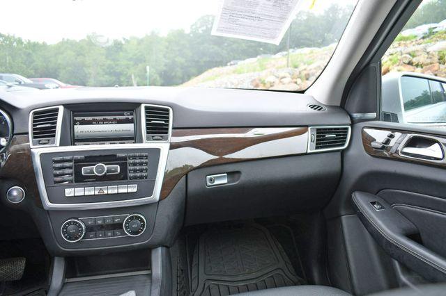 2015 Mercedes-Benz ML 350 4Matic Naugatuck, Connecticut 14