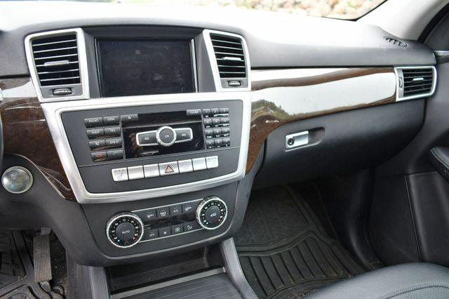 2015 Mercedes-Benz ML 350 4Matic Naugatuck, Connecticut 17