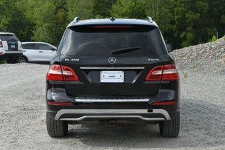 2015 Mercedes-Benz ML 350 4Matic Naugatuck, Connecticut 5