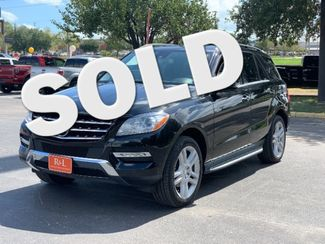 2015 Mercedes-Benz ML 350 ML350 in San Antonio, TX 78233