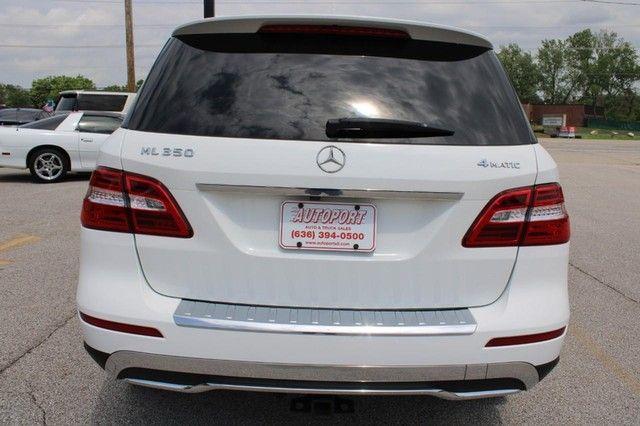 2015 Mercedes-Benz ML 350 St. Louis, Missouri 5