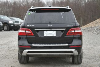 2015 Mercedes-Benz ML 400 4Matic Naugatuck, Connecticut 3