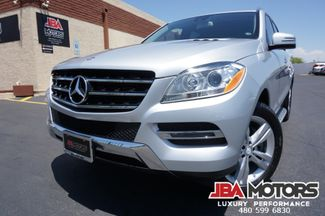 2015 Mercedes-Benz ML350 ML Class 350 4Matic AWD SUV | MESA, AZ | JBA MOTORS in Mesa AZ