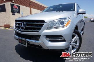 2015 Mercedes-Benz ML350 ML Class 350 4Matic AWD SUV   MESA, AZ   JBA MOTORS in Mesa AZ