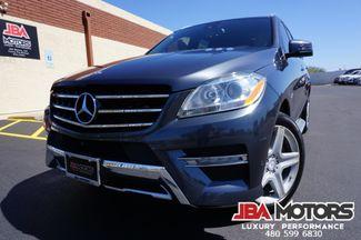 2015 Mercedes-Benz ML400 ML Class 400 4Matic AWD ML400   MESA, AZ   JBA MOTORS in Mesa AZ