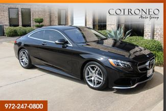 2015 Mercedes-Benz S 550 4MATIC Coupe Sport in Addison, TX 75001