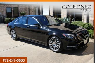 2015 Mercedes-Benz S 550 Sedan Sport in Addison, TX 75001