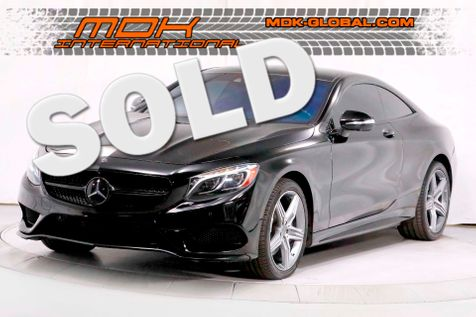 2015 Mercedes-Benz S 550 - AMG Sport - Magic SKY roof - P1 - Comfort pkg in Los Angeles