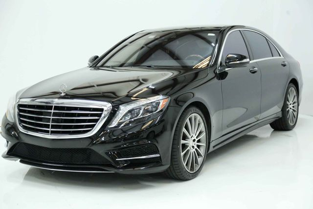 2015 Mercedes-Benz S 550 Houston, Texas 3