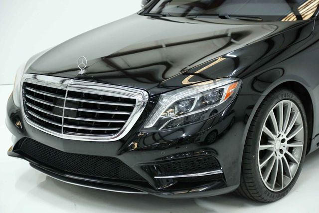 2015 Mercedes-Benz S 550 Houston, Texas 8