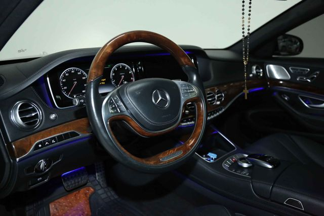 2015 Mercedes-Benz S 550 Houston, Texas 14