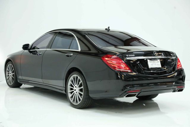 2015 Mercedes-Benz S 550 Houston, Texas 9