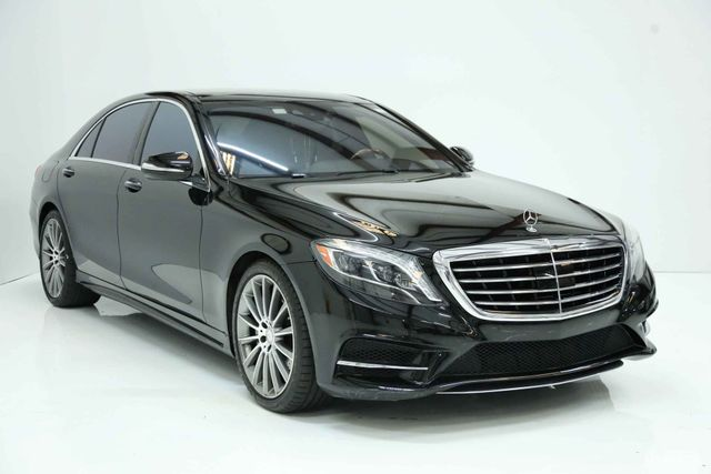 2015 Mercedes-Benz S 550 Houston, Texas 1
