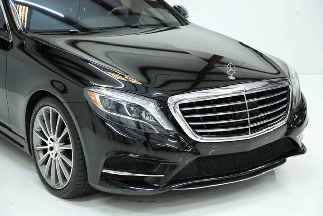 2015 Mercedes-Benz S 550 Houston, Texas 7