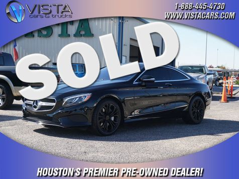 2015 Mercedes-Benz S 550 S 550 4MATIC in Houston, Texas