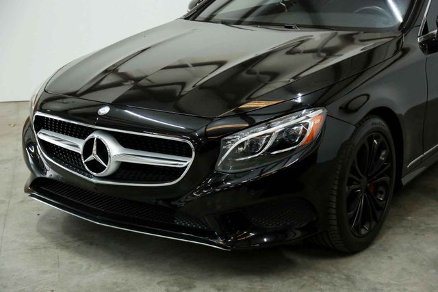 2015 Mercedes-Benz S 550 coupe Houston, Texas 8