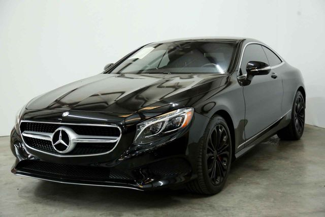 2015 Mercedes-Benz S 550 coupe Houston, Texas 3