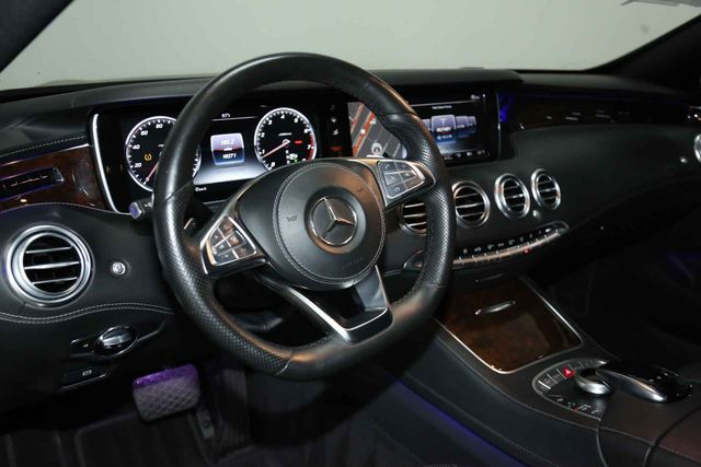 2015 Mercedes-Benz S 550 coupe Houston, Texas 11