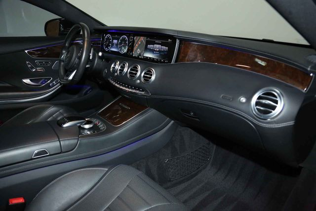 2015 Mercedes-Benz S 550 coupe Houston, Texas 16