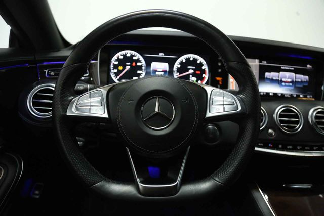 2015 Mercedes-Benz S 550 coupe Houston, Texas 20