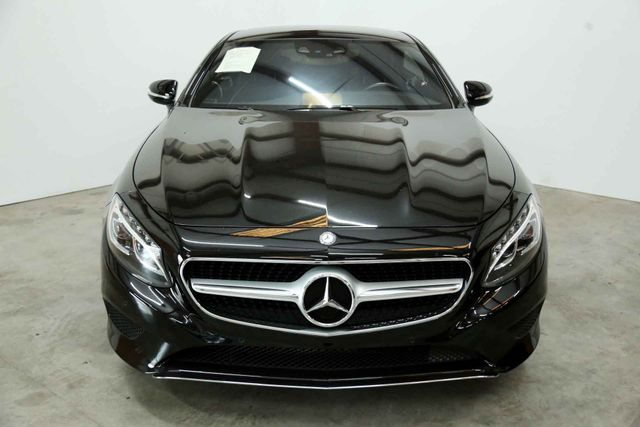 2015 Mercedes-Benz S 550 coupe Houston, Texas 5