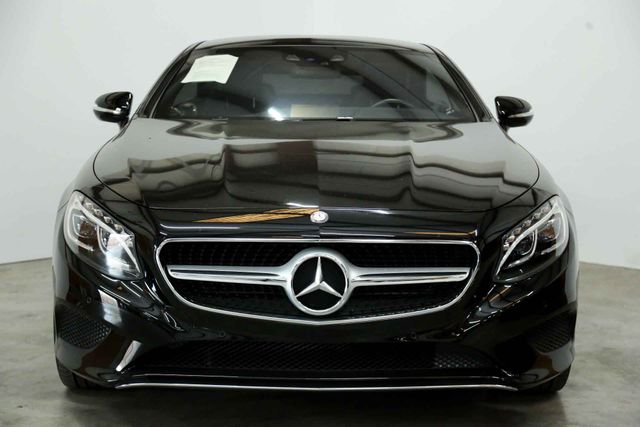 2015 Mercedes-Benz S 550 coupe Houston, Texas 2