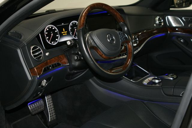 2015 Mercedes-Benz S 550 SPORT pkg Houston, Texas 13